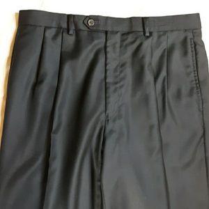 preowned mens slack Ralp Lauren wool 33 W x 32 L